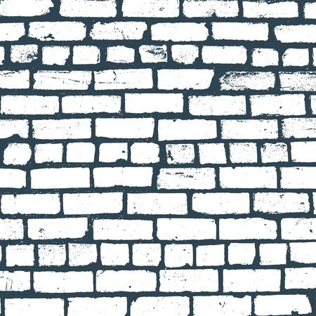 paredes de ladrillos: fondo del dise�o de ladrillo viejo