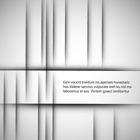 simple background: Simple vector background of straight gray lines. Illustration