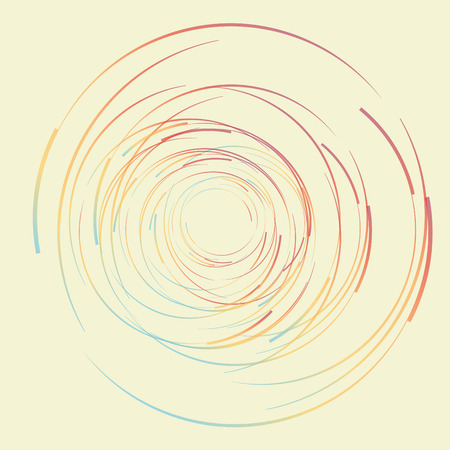 vector images: Vector images with stripes of different colors.