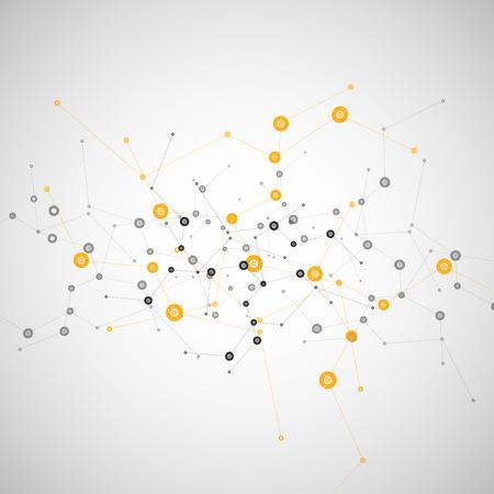 linking: Vector network design