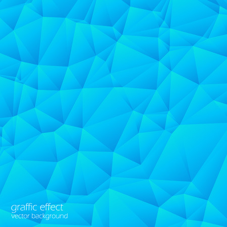 urban sprawl: abstract blue pattern on a light background.