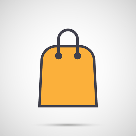 handles: Women bag with handles icon.