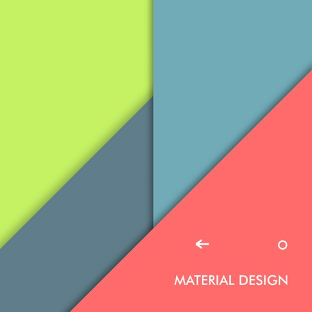 modern material: Modern material design vector background.