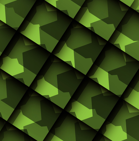 Square absract geometrical abstract background