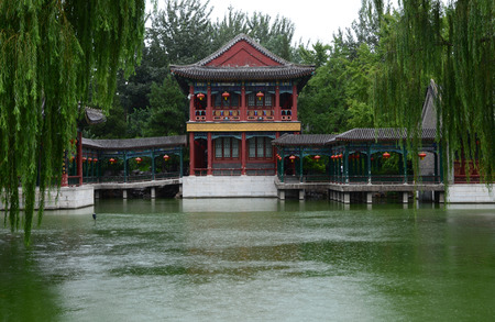 temple of heaven: Temple of Heaven View Theater