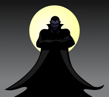 dracula Illustration