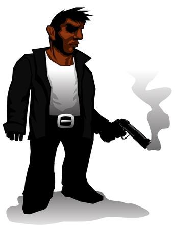 robber Stock Vector - 20261025
