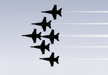 air force: Jet fighter