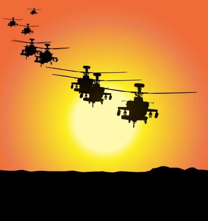 deslizamiento: Helic�pteros