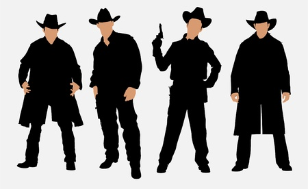 gunman: Cowboys
