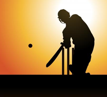 クリケット選手