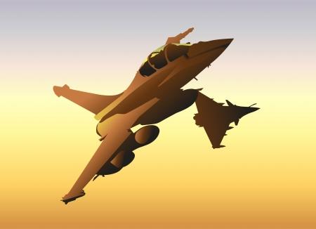 cockpit: Jet fighter