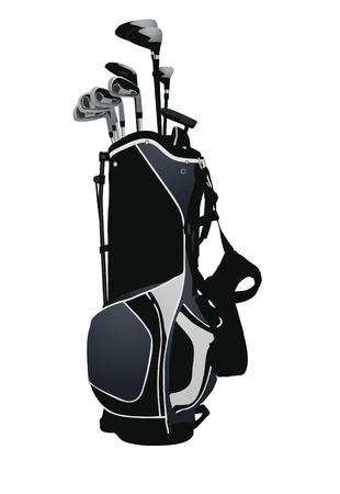 swings: Golf Bag