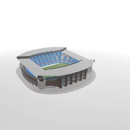 soccer stadium: Football Stadium