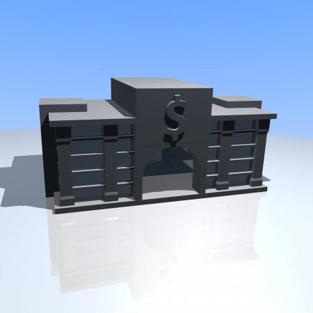 3D bank