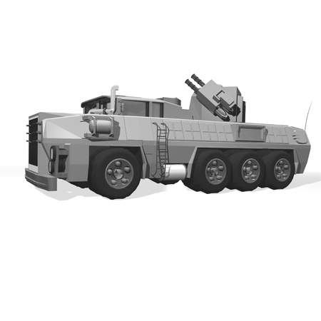 armoured: Armoured vehicle