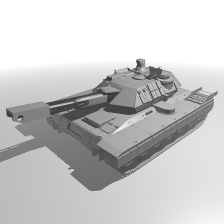 battle tank