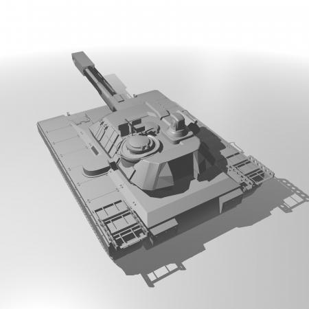battle tank photo