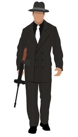 mafia Illustration