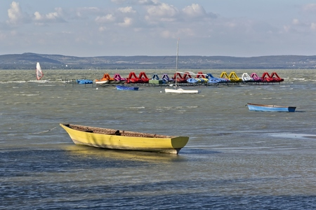 Summer on the Lake Balaton