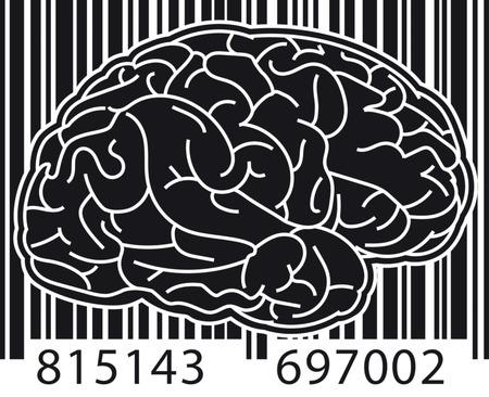 brain: Barcode brain