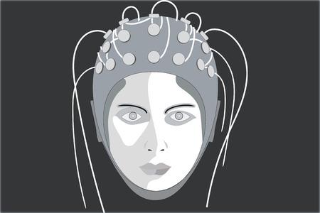 EEG  Banque d'images - 36374068