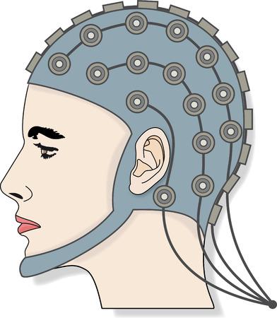 EEG  Banque d'images - 36374069