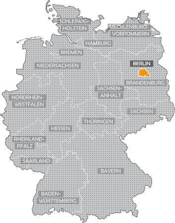 Germany Bundesländer: Berlin