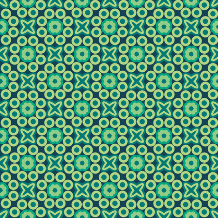 Ornamental seamless pattern. Repeating color geometric background. Perfect for printing on fabric or paper.