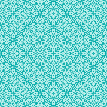 Ornamental seamless pattern. Repeating geometric background. Perfect for printing on fabric or paper 向量圖像