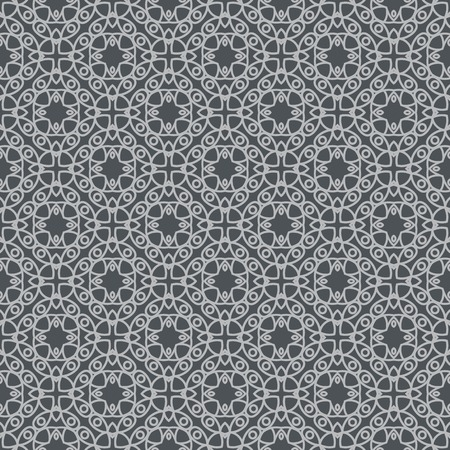 Ornamental seamless pattern. Repeating geometric background. Perfect for printing on fabric or paper Standard-Bild - 103549271