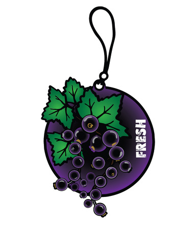 freshener: Black currant Air Freshener