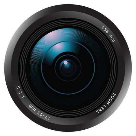photography icon: Camera Lens