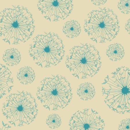 Dandelion Wallpaper Illustration