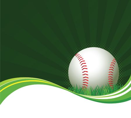baseball game: Baseball Background