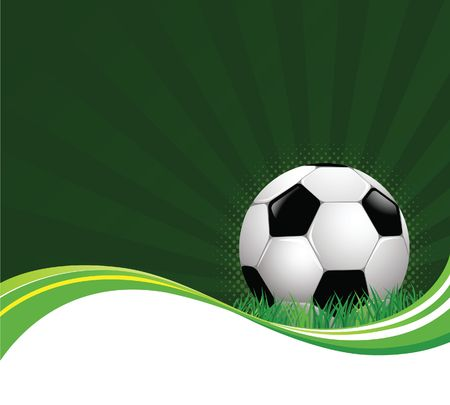 Football Background Vector