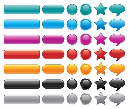 quadrant: Shiny Website Buttons