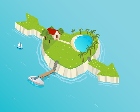 earth day: Love Island
