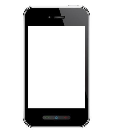 휴대 전화 일러스트