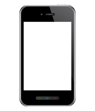 Mobile Phone Stock Vector - 14405122