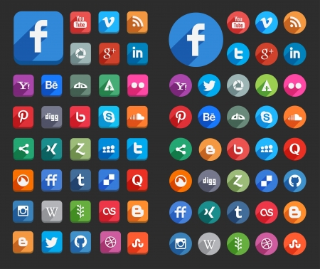 yelp: Social Network Icons