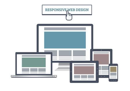 responsive: Responsive Web Mockup