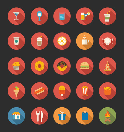 mag: Food Icons