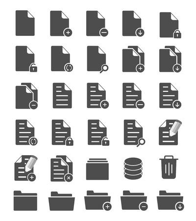 directorio telefonico: Archivos y carpetas Iconos