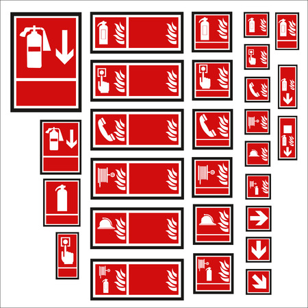 sign, mandatory sign for sticker, posters, and other material printing. easy to modify. Vector.