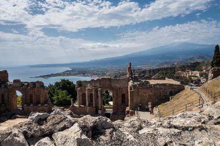 Arena in Taormina