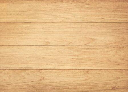 Real empty wood table top texture backgrounds. Banco de Imagens
