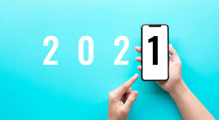 2021 text on smartphone.new yeat and trendy concepts ideas