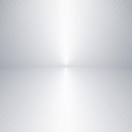 Abstracte grijze perspectief achtergrond