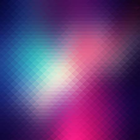 Mooie abstracte geometrische stijl achtergrond met zachte kleuren.